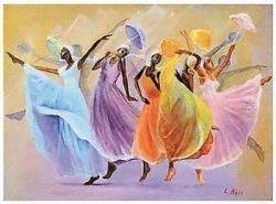 La Creación del Mundo a través de la Danza